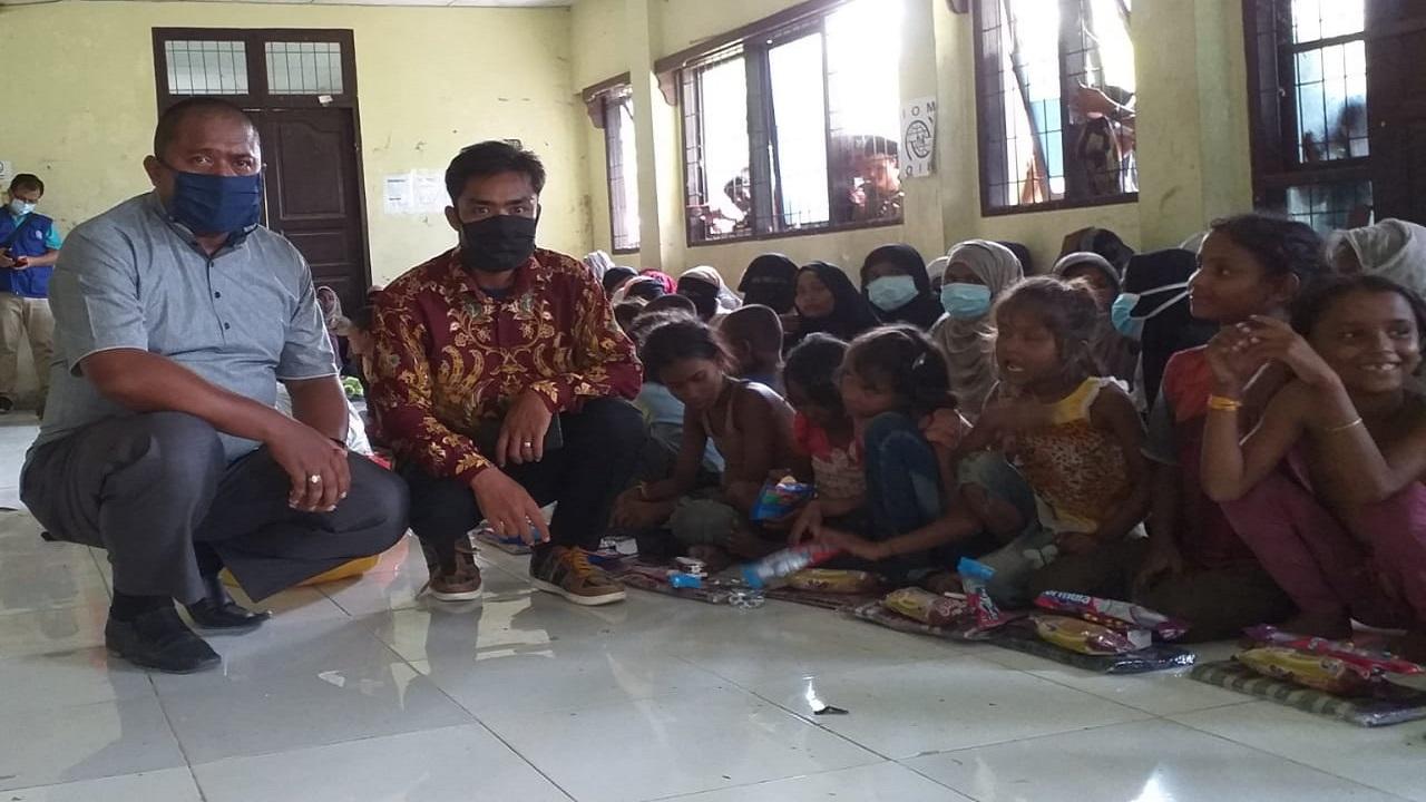 Aksi Cepat Respon Direktur dan Jubir Eddie Foundation