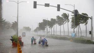 Badan Metrologi Klimatologi dan Geofisika BMKG  keluarkan Warning  terkait  cuaca buruk