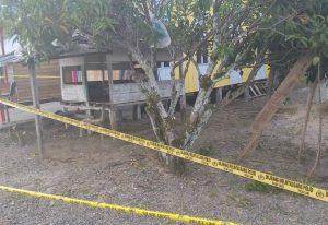 Rumah Ketua Komisi DPRK Aceh Barat di Lempar Granat