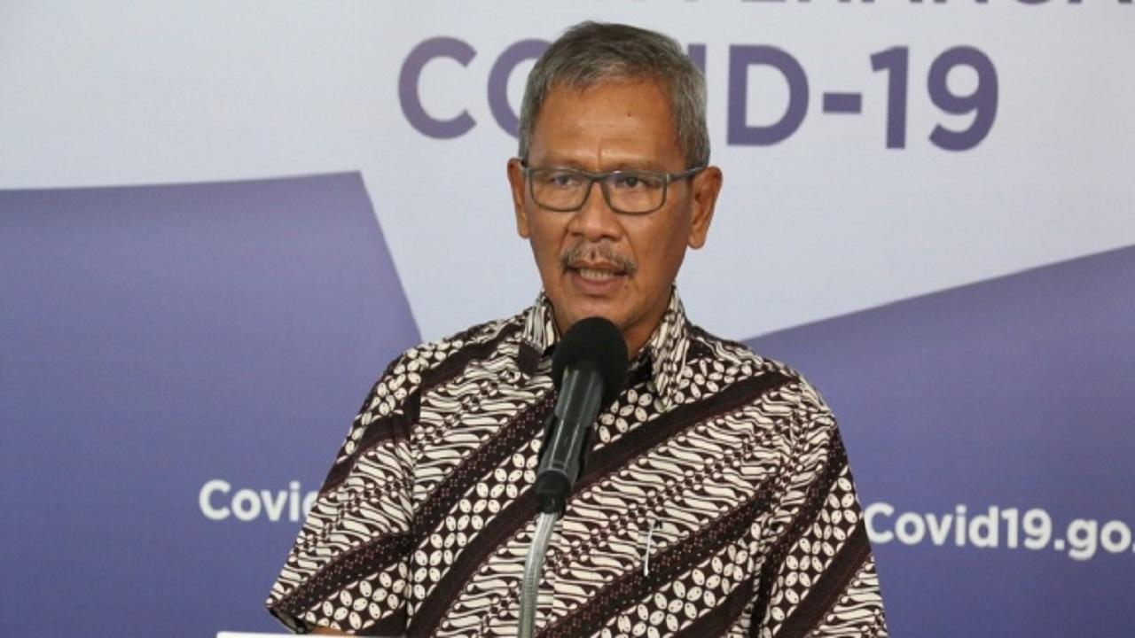 penyebab masih tingginya kasus positif COVID-19 di Indonesia.