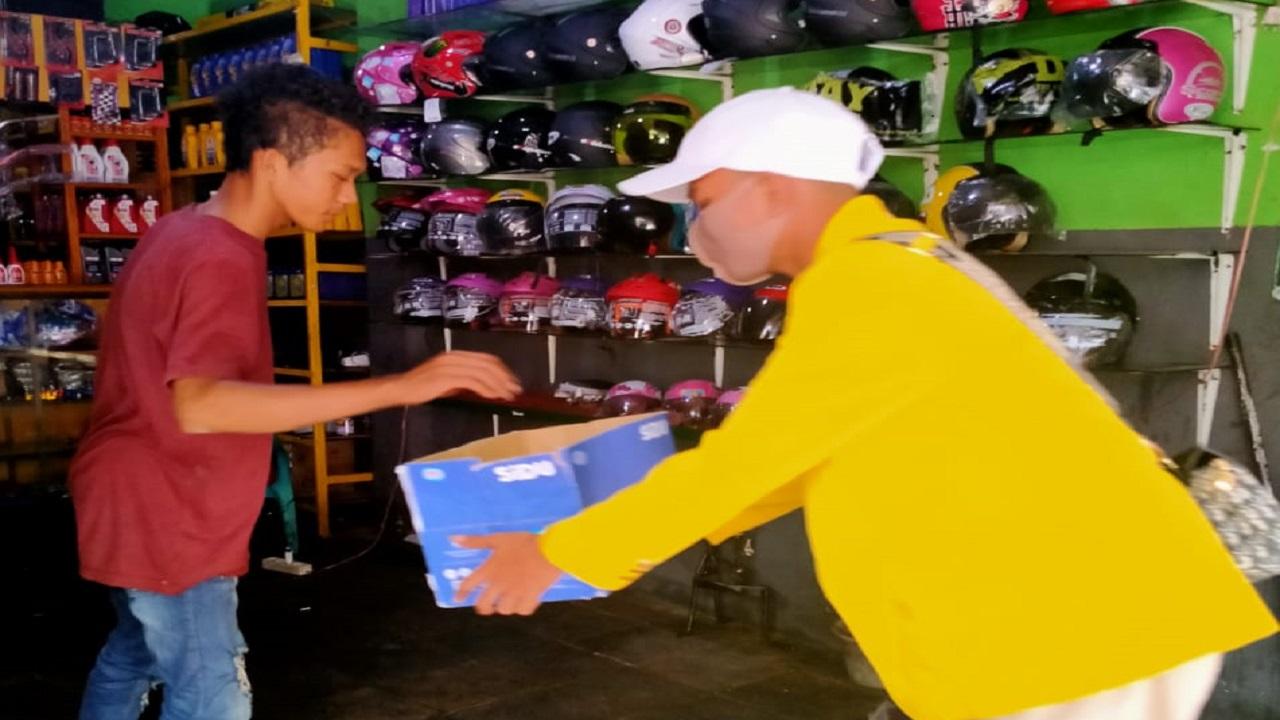 Bantu Muslim Rohingya, GAPELMABDYA Galang Dana