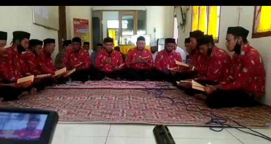 Cegah Covid-19 MAA Aceh Barat Gelar Zikir Dalaitul Khairat