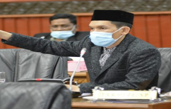 Legeslator Aceh : Penetapan Vendor PT. Mifa Harus Adil dan Bijaksana