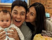 Baim Wong Umumkan Kehamilan Istrinya, Kiano Bakal Punya Adik