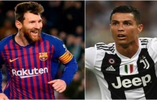 Positif Covid-19, Ronaldo Terancam Gagal Duel Messi Di Liga Champions