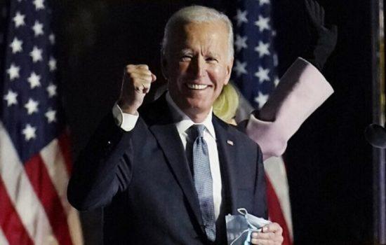 Joe Biden Bersiap Menuju Ke Gedung Putih Kepresidenan