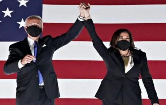 Dinyatakan Sebagai Pemenang, Joe Biden Presiden Ke 46 AS