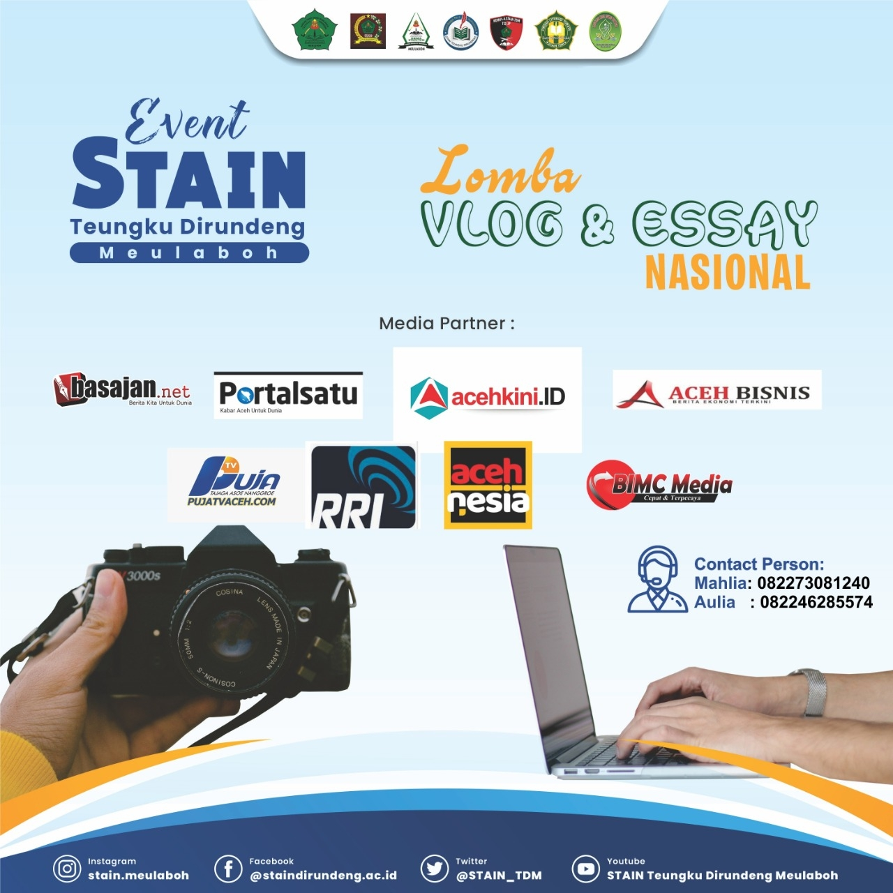 Brosur Lomba STAIN