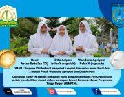 Olimpiade SBMPTN 2020, Pelajar Aceh Berhasil Boyong Delapan Medali