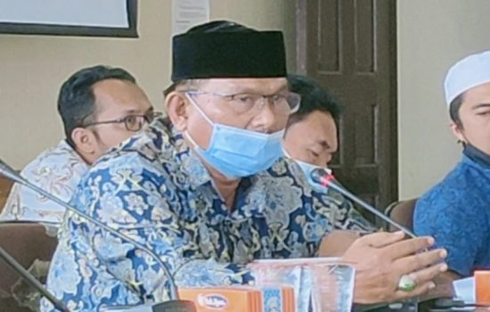 Hadapi Krisis Pangan, Kadis Pangan Aceh Barat : Andalkan Program Kemandirian Pangan Rumah Tangga