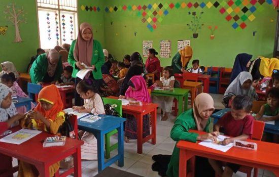 Covid-19, Mahasiswa KKN Unimal Gelar Lomba Kreativitas untuk Semangati Anak-anak di ABDYA