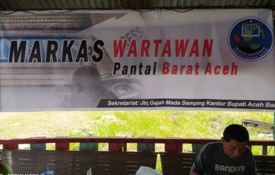 TABUNG GAS ELPIJI DI MARKAS WARTAWAN PANTAI BARAT DIHAJAR MALING