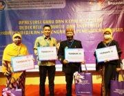 Empat Guru dan Tenaga Kependidikan Aceh Raih Penghargaan Nasional