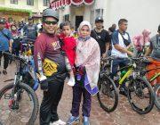 Hari Bakti PUPR ke 75 Meriah Dengan Sepeda Santai