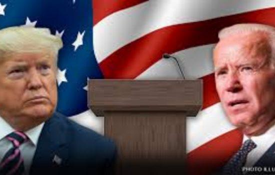 Update Pilpres AS: Donald Trump Marah-marah, Joe Biden Dekati Kemenangan