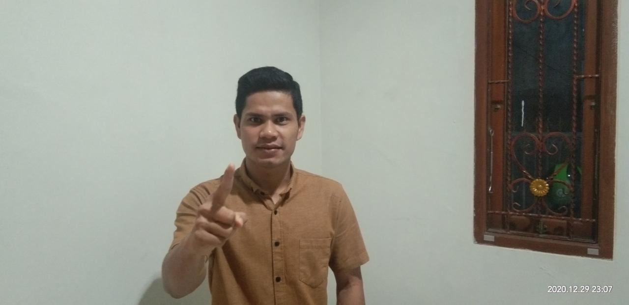 Mudasir, koordinator aksi pembegalan dana beasiswa