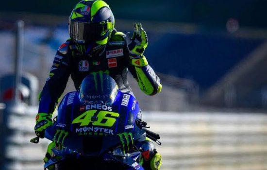 Balapan Posisi 15, Ini 3 Kesalahan Fatal Rossi Di balapan 2020