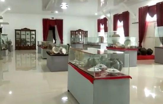 Museum kota langsa akan segera dibuka