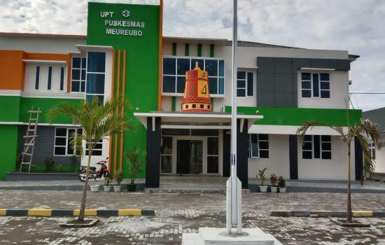 Anggaran Ditarik 100%, Pembangunan Puskesmas Meurebo Masih Bermasalah