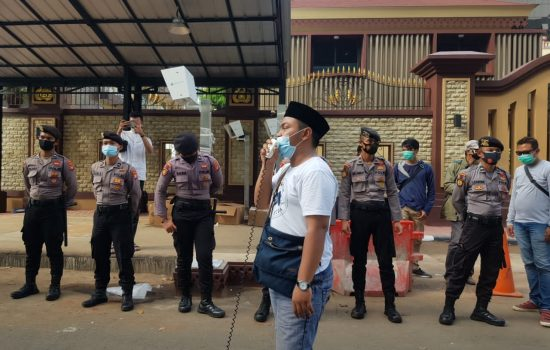 Kordinator AMPSI : Kapolri Baru Harus Membenahi Internal Kepolisian