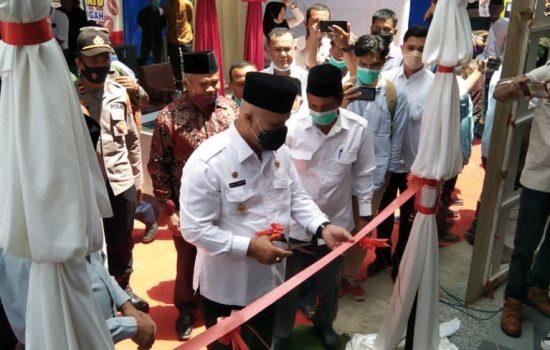 Bupati Shabela Aceh Tengah, Komit Dukung Program Kota Tanpa Kumuh