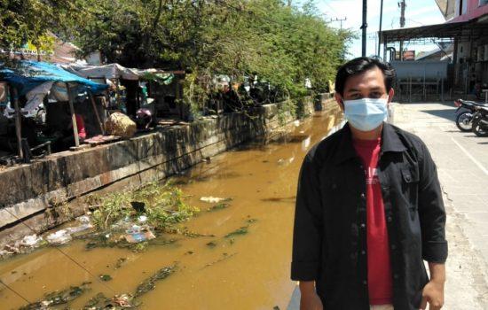 SOMBEP Soroti Kebersihan di kota Meulaboh