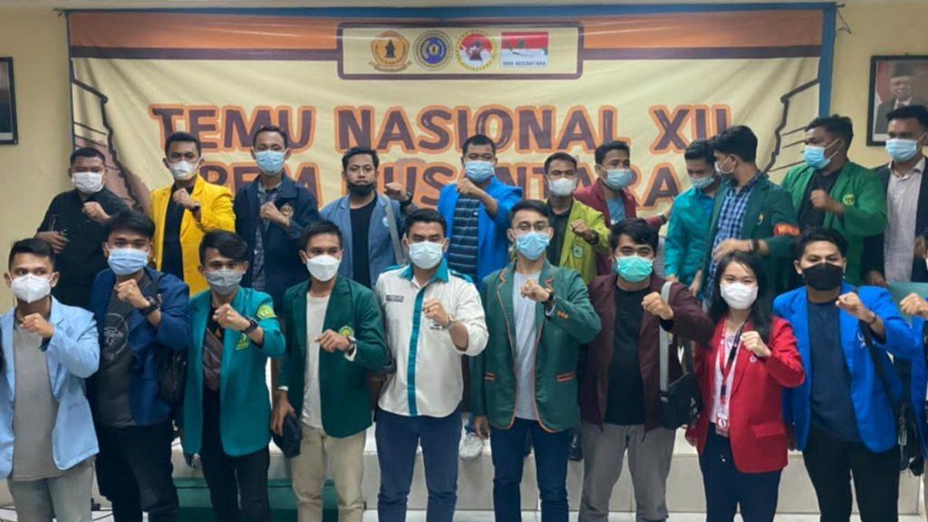 Terpilih secara Aklamasi, Dimas Prayoga Ditetapkan Sebagai Korpus Bem Nusantara 2021-2022