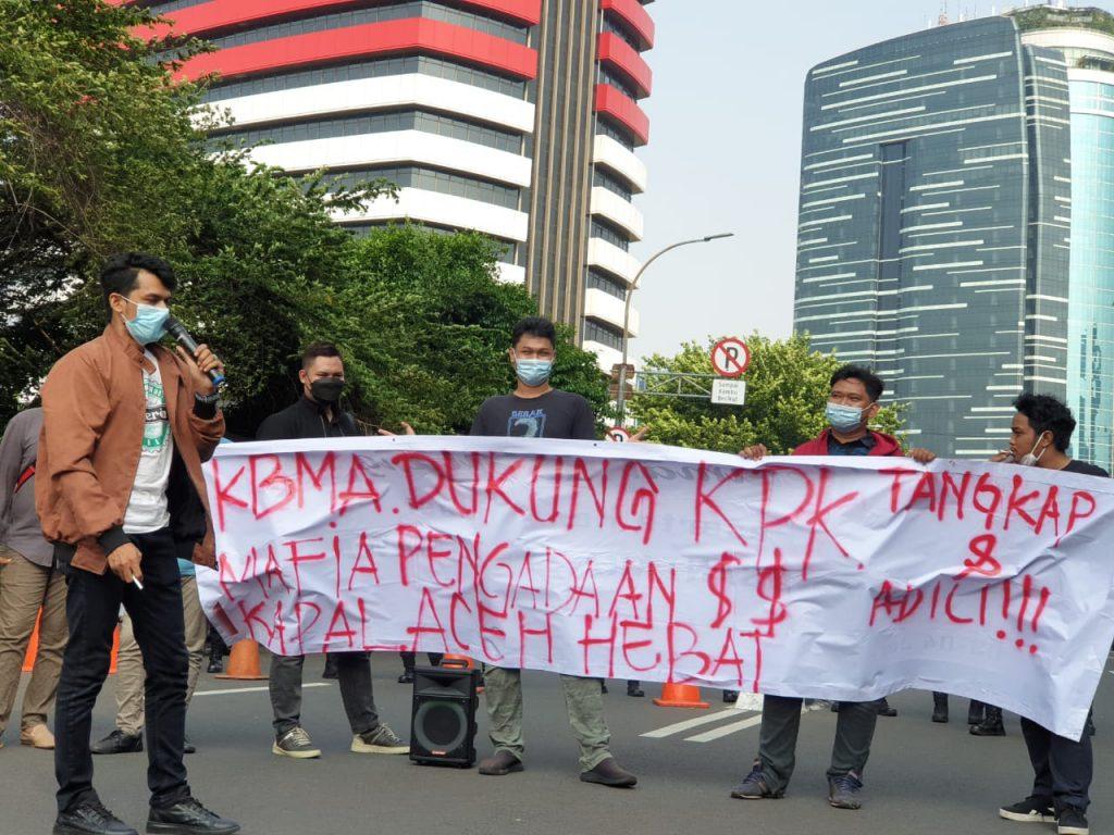 KMBA Nusantara Datangi KPK