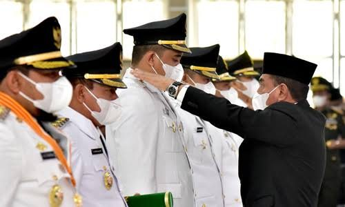 Sekda akan dipertimbangkan menjadi gubernur, Bupati dan Walikota di Indonesia.