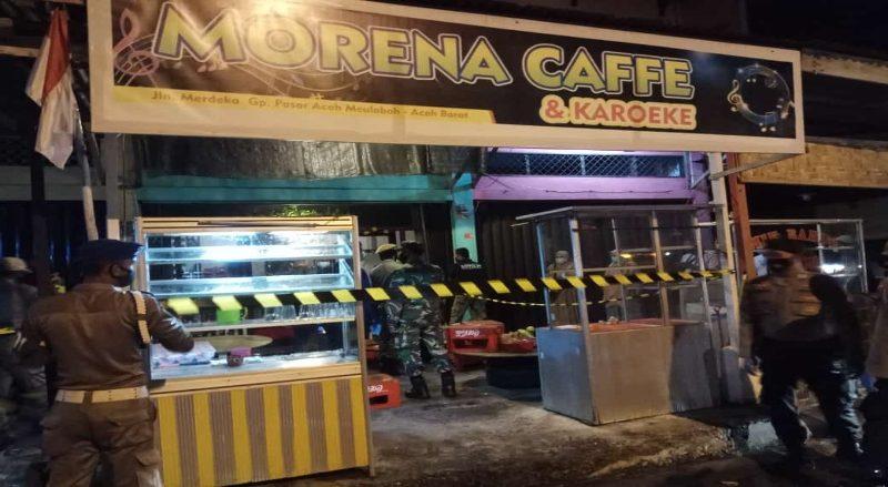 Tim Gabungan PROKES Aceh Barat